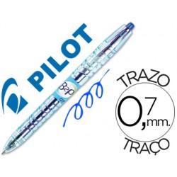 Boligrafo pilot gel b2p azul 46042-NB2PA