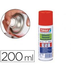 Limpiador de pegamento tesa en spray 72133-60042