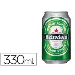 Cerveza heineken lata 330 ml 72332-31775