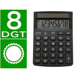 Calculadora citizen sobremesa eco ecc-210 8 digitos