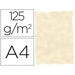 Papel pergamino din a4 troquelado 125 gr piel elefante color