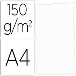 Papel pergamino din a4 troquelado 150 gr color parchment blanco