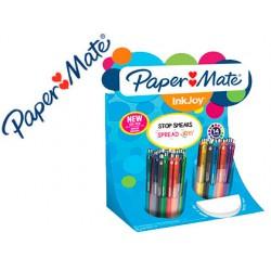 Boligrafo paper mate inkjoy retractil gel pen trazo 0,7 mm