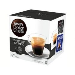 Cafe dolce gusto cafe espresso intenso monodosis caja de 16