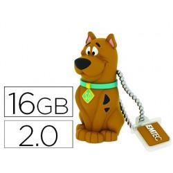 Memoria usb emtec flash 16 gb 2.0 scooby doo 154053-E144485