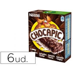 Barrita de cereales chocapic paquete de 6 unidades 59719-1664613