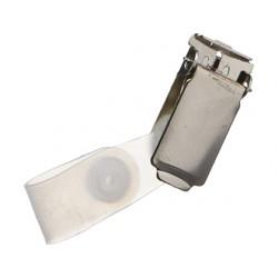 Pinza identificador 3l metalica pack de 10 unidades 153622-11290