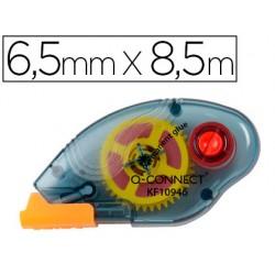 Pegamento q-connect roller compact permanente 6,5 mm de ancho x