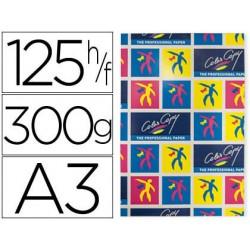 Papel fotocopiadora color copy mate din a3+ 300 gramos paquete