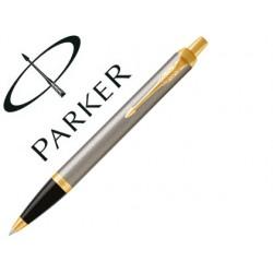 Boligrafo parker im core metal cepillado gt 154534-1931670