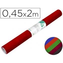 Rollo adhesivo liderpapel especial ante colores surtidos rollo