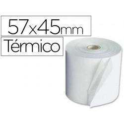Rollo termico 57x45x11mm 58 grs 58300-3114