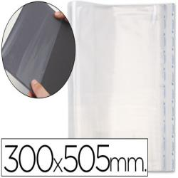 Forralibro pp ajustable adhesivo 300x550 mm 52102-02012