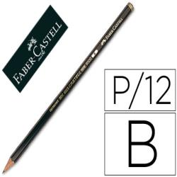 Lapices de grafito faber 9000 b -unidad 73520-9000-B / 119001