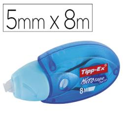 Corrector tipp-ex micro tape twist 5mm x 8m 44329-870614