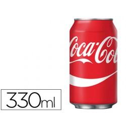 Refresco coca-cola lata 330ml 50058-011548