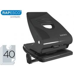 Taladrador rapesco 835 metal negro 2 taladros capacidad 40