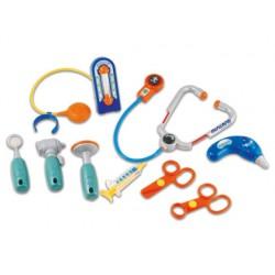 Juego miniland doctor kit 11 piezas 68578-97022