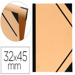 Carpeta dibujo canson tendence 32x45 cm con gomas kraft