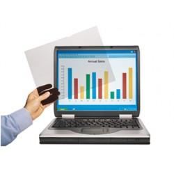 Filtro para pantalla 3m pf-17 de privacidad para portatil y tft-lcd