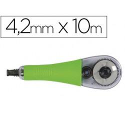 Corrector q-connect cinta premium 4,2mmx10m
