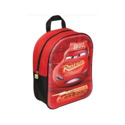 Cartera escolar cars 3d mochila 32x26x10 cm