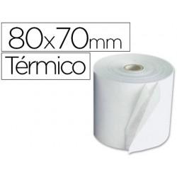 Rollo termico 80x68x11mm 58 grs
