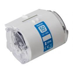 Cinta brother cz-1005 impresion color para impresora vc-500w rollo 50 mm x 5 m