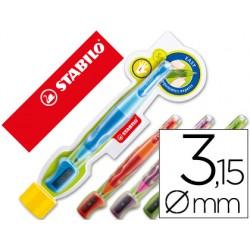 Portaminas stabilo easy ergo 3,15 mm