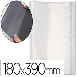 Forralibro pp ajustable adhesivo 180x390mm -blister