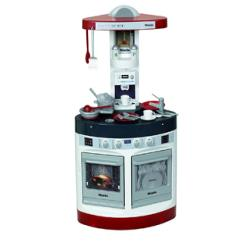 Cocina triangulo theo klein miele electronica con accesorios 65x29,5x80 cm