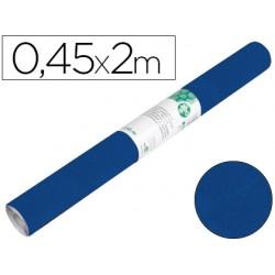 Rollo adhesivo liderpapel especial ante azul rollo de 0,45 x 2 mt