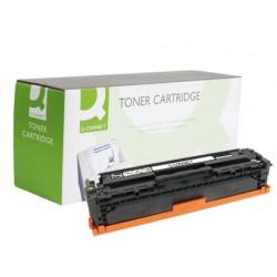 Toner q-connect compatible hp cb540a color laser jet 1215/1515/1518 -2.200pag- negro