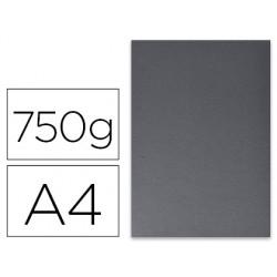 Tapa de encuadernacion fellowes din a4 carton extra rigido negro 750 gr pack de 50 unidades