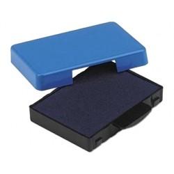 Almohadilla de repuesto trodat a5204/5206/5460 negro blister de 2 unidades