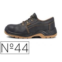 Zapato de seguridad paredes zp1000 s3 negro talla 44