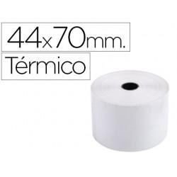 Rollo sumadora exacompta termico 44 mm x 70 mm 55 g/m2 sin bisfenol a