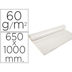 Recambio para pizarra congreso exacompta papel 60g/m2 liso 48 hojas 65x100 cm
