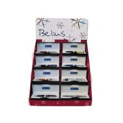 Lote de escritura belius navidad reyes 19-20 surtido premium con 33 unidades surtidas