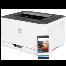 Impresora hp laser color 150a 18 ppm / 4 ppm a4 usb 2.0 bandeja entrada 150 hojas