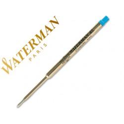 Recambio boligrafo waterman -standar maxima-53426-azul