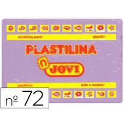 Plastilina jovi 72 lila -unidad -tamaño grande