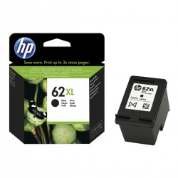 Compatible HP 62XL NEGRO CARTUCHO DE TINTA ORIGINAL C2P05AE