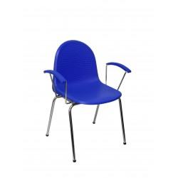 PACK4320AZ Pack 4 sillas...