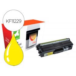 Toner compatible q-connect brother tn910y hl-l9310 amarillo 9000 paginas