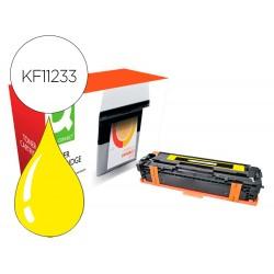 Toner compatible q-connect brother tn421y hl-l8260 / 8360 amarillo 1800 paginas