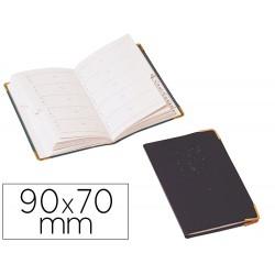 Listin telefonico 14430 tamaño 9x7 cm -con cantonera dorada