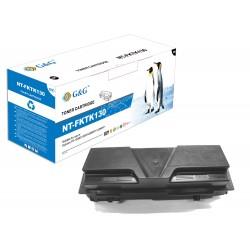 Compatible G&G KYOCERA TK130 NEGRO CARTUCHO DE TONER GENERICO 1T02HS0EU0