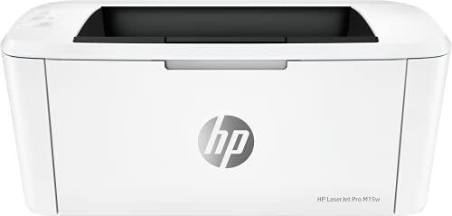 HP LaserJet Pro M15w W2G51A, Impresora A4 Monofunción...