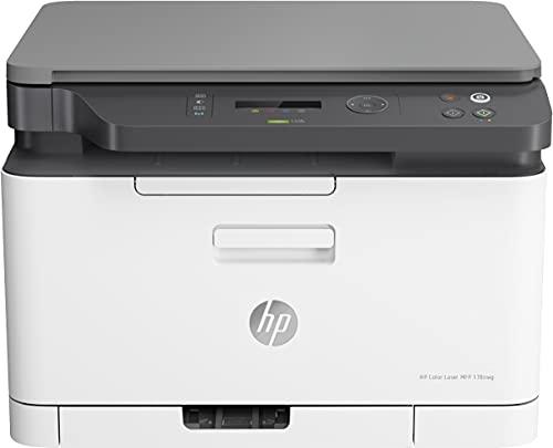 HP Color Laser MFP 178nw 4ZB96A, Impresora Láser Color...